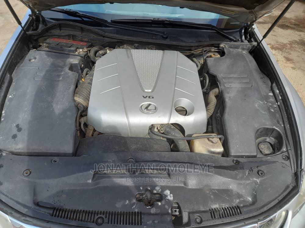 Archive: Lexus GS 2008 350 Silver