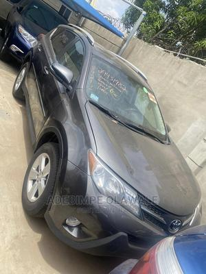 Toyota RAV4 2014 Gray | Cars for sale in Oyo State, Ibadan
