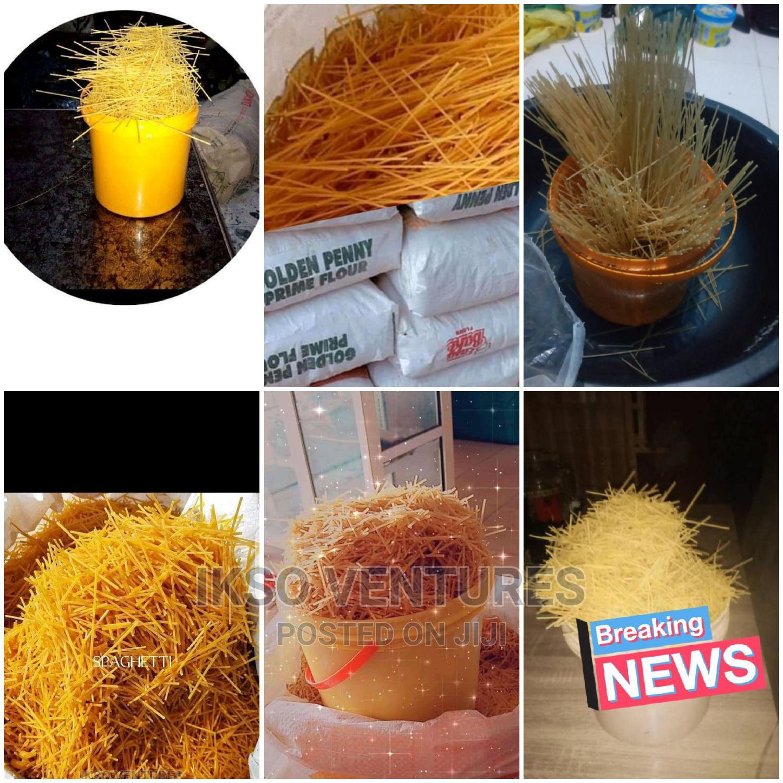 Measuring Spaghetti | Meals & Drinks for sale in Ibadan, Oyo State, Nigeria