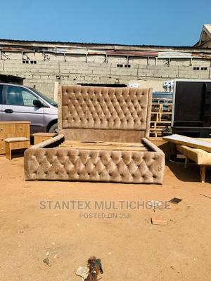 Royal Upholstery Bedframe 6by6 | Furniture for sale in Lagos State, Lekki
