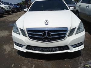 Mercedes-Benz E350 2013 White | Cars for sale in Lagos State, Apapa