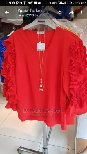 Fashion Ladies Quality Turkey Tops | Clothing for sale in Lagos State, Ikeja