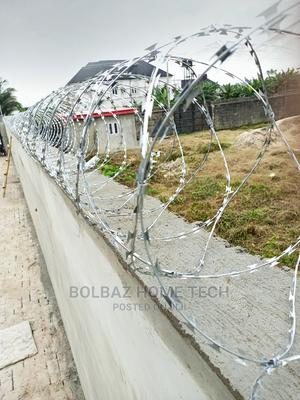 Security Fence-Wire; Barb Wire   Building & Trades Services for sale in Oyo State, Ibadan