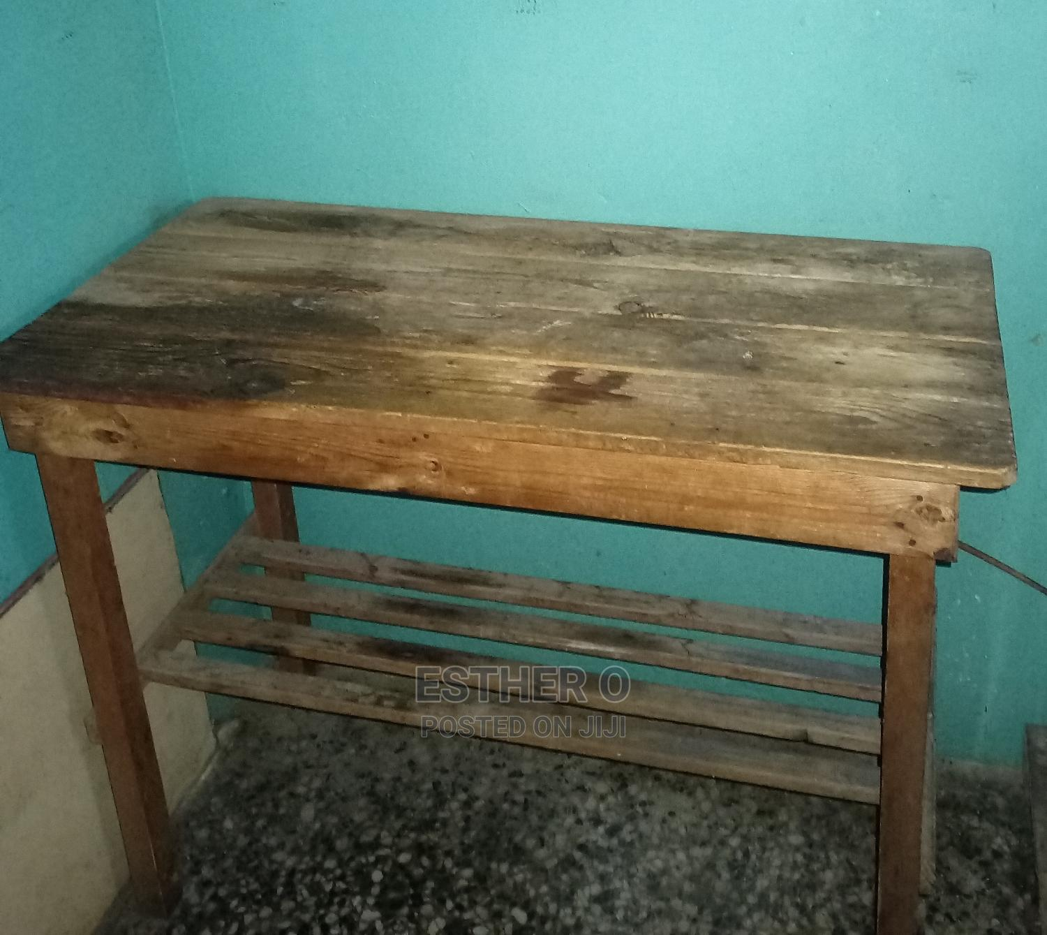 Wooden Table   Furniture for sale in Isolo, Lagos State, Nigeria