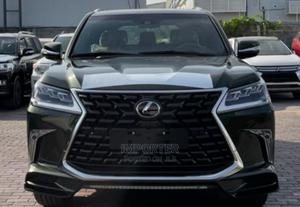 New Lexus LX 2021 570 (5 seats) AWD Green   Cars for sale in Abuja (FCT) State, Asokoro