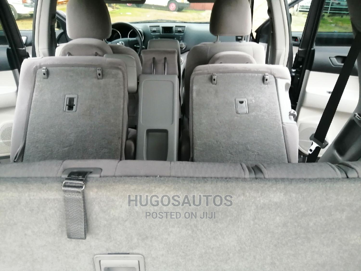 Toyota Highlander 2008 Limited Gray | Cars for sale in Port-Harcourt, Rivers State, Nigeria