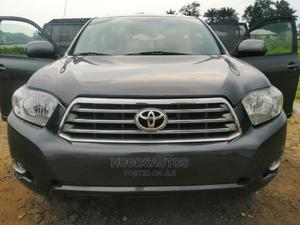Toyota Highlander 2008 Limited Gray | Cars for sale in Rivers State, Port-Harcourt