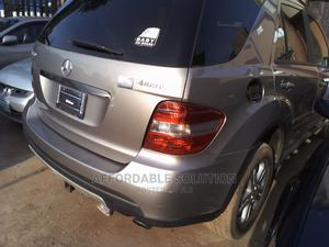 Mercedes-Benz M Class 2007 Silver | Cars for sale in Lagos State, Abule Egba