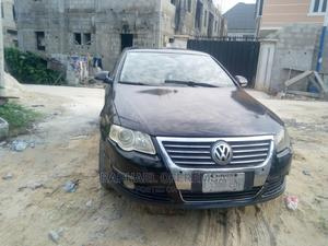 Volkswagen Passat 2008 2.0 Black | Cars for sale in Rivers State, Obio-Akpor