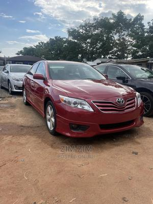 Toyota Camry 2011 Red | Cars for sale in Abuja (FCT) State, Central Business District