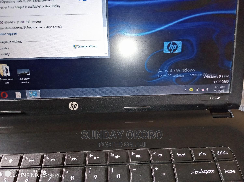 Archive: Laptop HP 250 G1 6GB Intel Pentium HDD 500GB