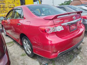 Toyota Corolla 2012 Red | Cars for sale in Lagos State, Apapa