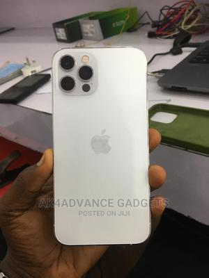 Apple iPhone 12 Pro Max 128GB White   Mobile Phones for sale in Lagos State, Ikeja