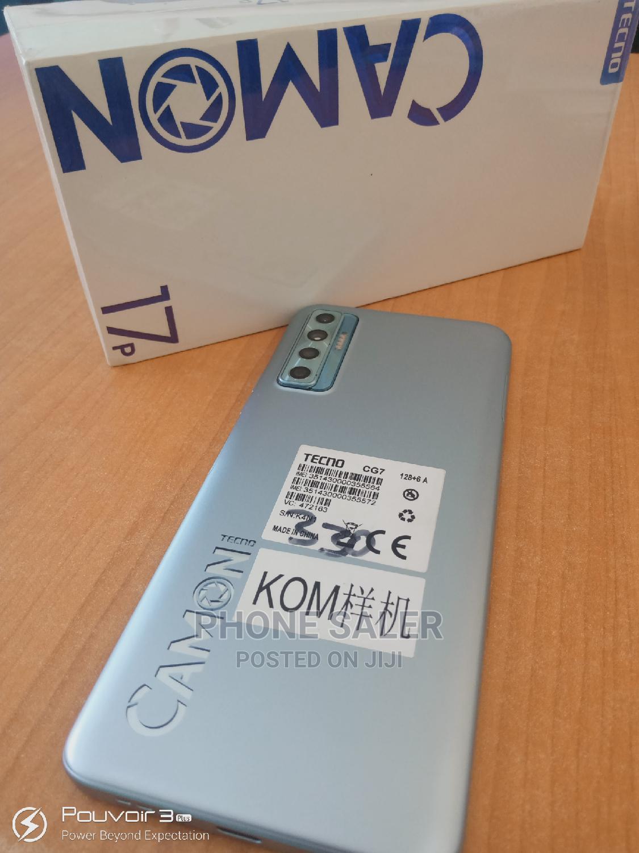 Archive: New Tecno Camon 17P 128 GB