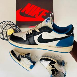 *Travis Scott X Fragment X Air Jordan 1 Low | Shoes for sale in Lagos State, Lagos Island (Eko)