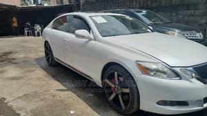 Lexus GS 2008 350 White | Cars for sale in Lagos State, Isolo