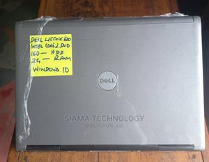 Laptop Dell Latitude D610 2GB Intel Core 2 Duo HDD 160GB   Laptops & Computers for sale in Lagos State, Ikeja