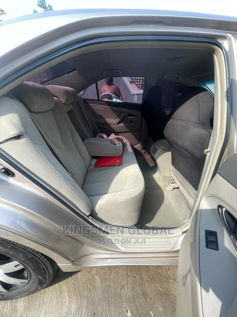 Toyota Camry 2007 Gold   Cars for sale in Ikorodu, Lagos State, Nigeria
