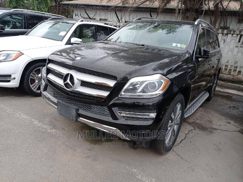 Mercedes-Benz GL Class 2014 Black | Cars for sale in Apapa, Lagos State, Nigeria
