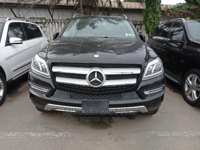 Mercedes-Benz GL Class 2014 Black