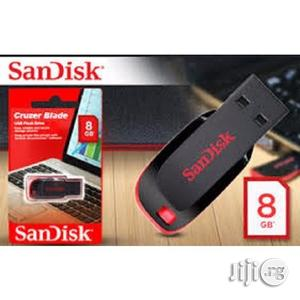 Cruzer Blade 8GB USB 2.0 Flash Drive - SDCZ50-008G-B35   Computer Accessories  for sale in Lagos State, Ikeja