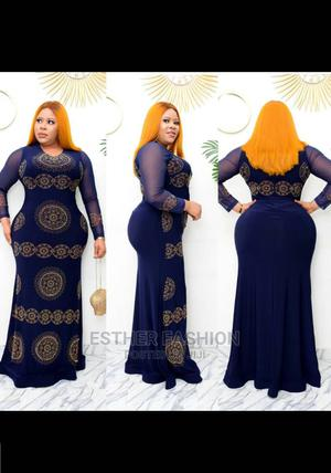 Ladies Quality Turkey Long Dress   Clothing for sale in Lagos State, Ikeja