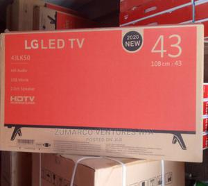 LG 43 Inches TV   TV & DVD Equipment for sale in Lagos State, Ojo