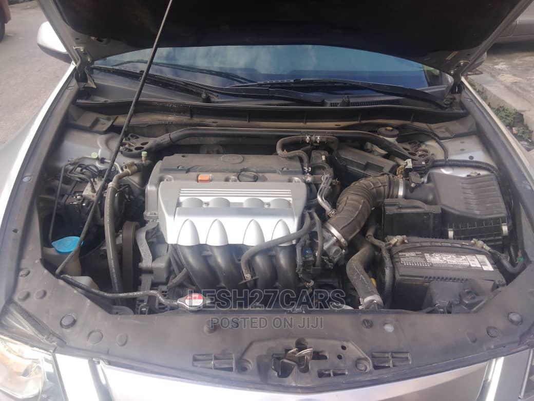 Archive: Acura TSX 2009 Automatic Silver