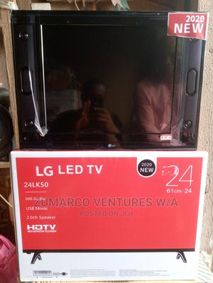LG LED 24 Inched TV   TV & DVD Equipment for sale in Lagos State, Ojo