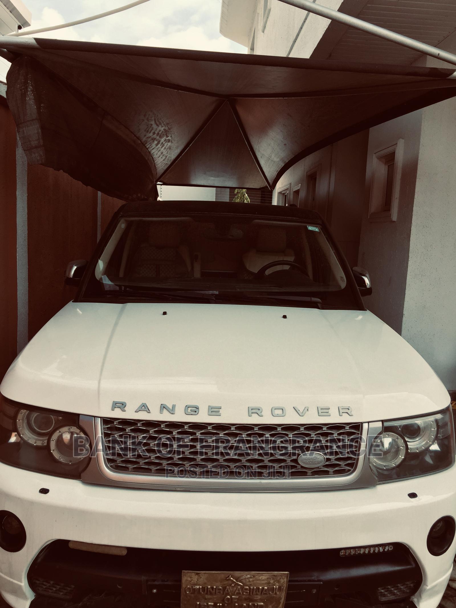 Archive: Land Rover Range Rover 2006 White
