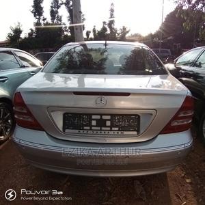 Mercedes-Benz C200 2003 Silver | Cars for sale in Enugu State, Enugu