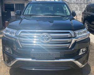 Toyota Land Cruiser 2017 5.7 V8 GXR Black | Cars for sale in Lagos State, Amuwo-Odofin