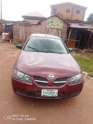 Nissan Almera 2003 1.5 D Red   Cars for sale in Oyo State, Ibadan