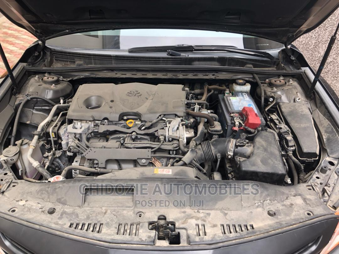 Toyota Camry 2018 SE FWD (2.5L 4cyl 8AM) Black   Cars for sale in Amuwo-Odofin, Lagos State, Nigeria