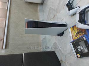 Brand New Ps5 U Boxed With Two Pads for Sale | Video Game Consoles for sale in Lagos State, Ikeja