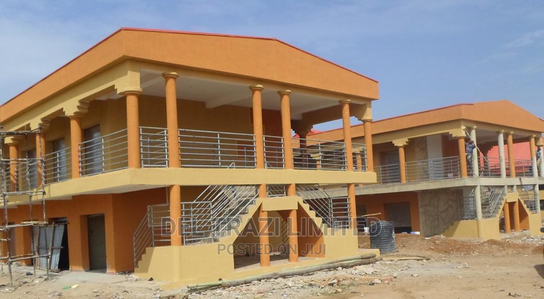 Karu Community Plaza (AMAC) Double Banked Locked-Up Shops