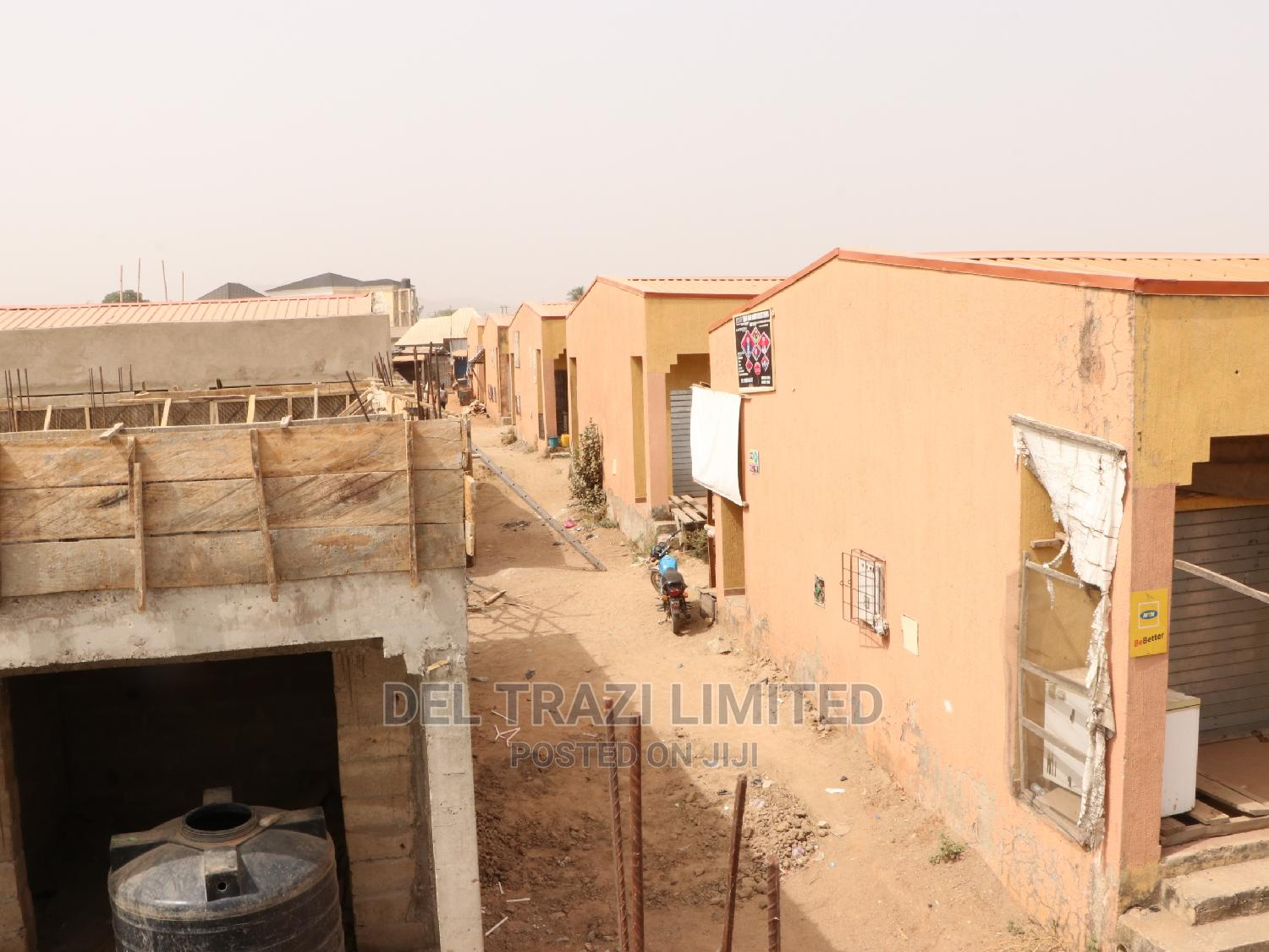 Karu Community Plaza (AMAC) Double Banked Locked-Up Shops   Commercial Property For Sale for sale in Karu, Abuja (FCT) State, Nigeria