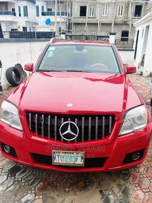 Mercedes-Benz GLK-Class 2011 350 Red | Cars for sale in Lagos State, Surulere