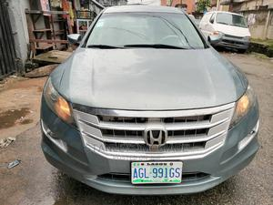 Honda Accord CrossTour 2010 Green   Cars for sale in Lagos State, Yaba