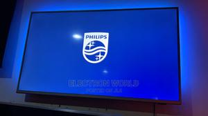 2020 50 Inch Philips 4k UHD ANDROID Tv With Ambient Light   TV & DVD Equipment for sale in Abuja (FCT) State, Wuse