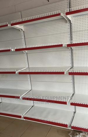 Single Side Supermarket Shelf | Store Equipment for sale in Jigawa State, Dutse-Jigawa