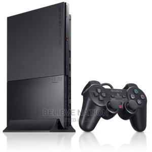 Slim Playstation 2 Game   Video Game Consoles for sale in Edo State, Benin City