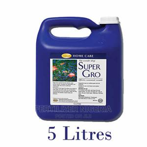 GNLD Super Gro Organic Liquid NPK Fertilizer (5 Litres) | Feeds, Supplements & Seeds for sale in Lagos State, Alimosho