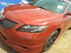 Toyota Camry 2008 Red | Cars for sale in Lagos State, Abule Egba