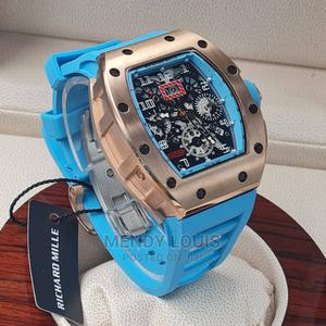 Richard Mille Wristwatch Available as Seen Order Yours Now | Watches for sale in Lagos State, Lagos Island (Eko)