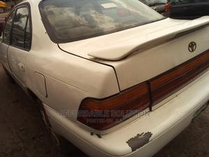 Toyota Corolla 1996 White | Cars for sale in Lagos State, Abule Egba