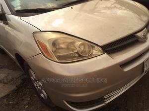 Toyota Sienna 2005 Gold | Cars for sale in Lagos State, Abule Egba