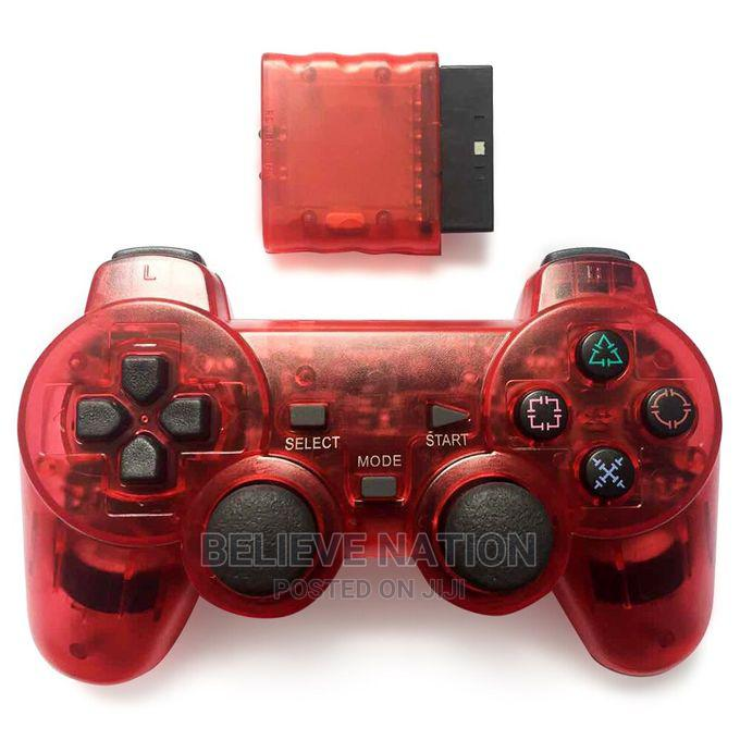 Archive: Wireless Playstation 2 Controller