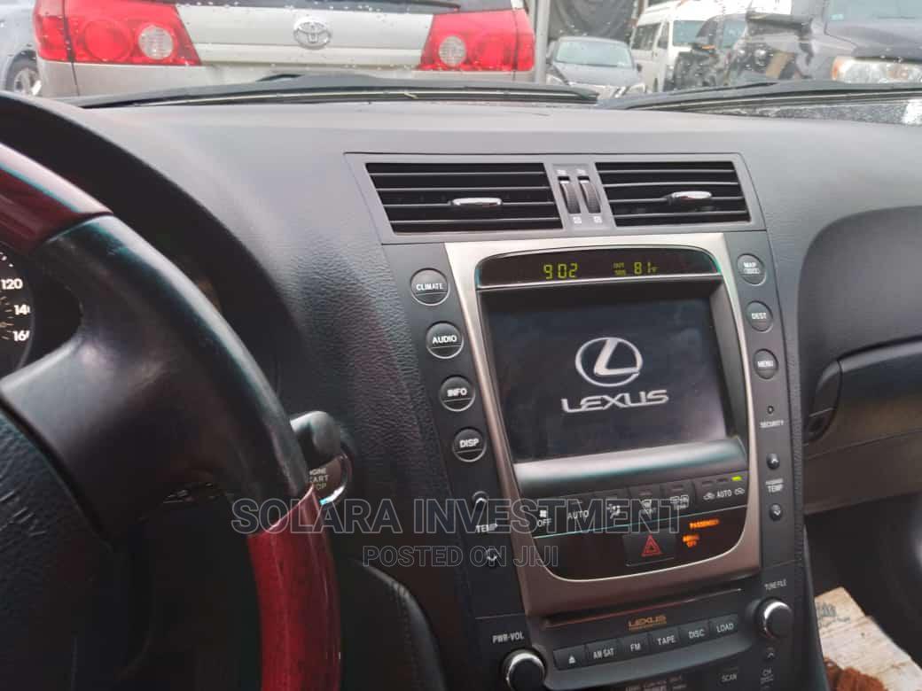 Archive: Lexus GX 2008 Silver