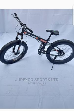 Original PRO Life Big Tyre Hummer Fold Able Bicycle   Sports Equipment for sale in Lagos State, Surulere